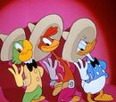 The Three Caballeros songs
