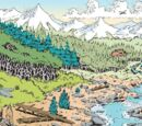 Vallée de l'Agonie Blanche