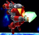 Great Eggman Robo