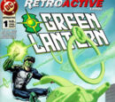DC Retroactive: Green Lantern - The '90s Vol 1 1