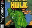 The Incredible Hulk: The Pantheon Saga