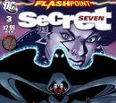 Flashpoint: Secret Seven Vol 1 3