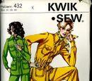 Kwik Sew 432