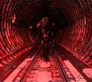 Russian Metro 2033 Fan Art