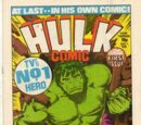 Hulk Comic Vol 1 1