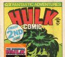 Hulk Comic Vol 1 2
