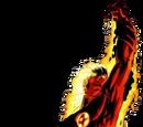 Antorcha humana(Johnny Storm)