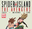 Spider-Island: Avengers Vol 1 1