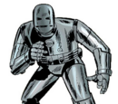 Armadura de Iron Man Mark I / Galería