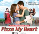 Pizza de mi corazón