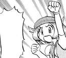 Pokémon de los personajes del manga