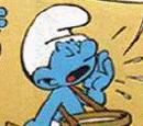 Drummer Smurf