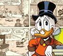 Personnage créé par Carl Barks