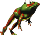 Winky the Frog