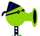 2D Peashooter