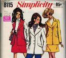 Simplicity 8115