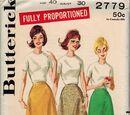 Butterick 2779