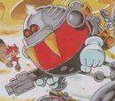 EggRobo (Sonic the Comic)