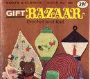 Coats & Clarks Book No 168 Gift Bazaar Crochet and Knit