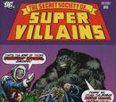 Secret Society of Super-Villains, Volume One