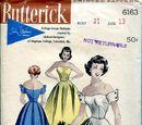 Butterick 6163