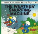 The Weather-Smurfing Machine (comic book)