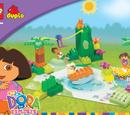 7333 Dora and Diego's Animal Adventure