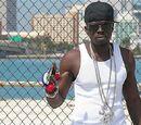 Haitian-American rappers