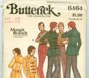 Butterick 6464 A