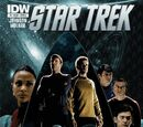 IDW Star Trek, Issue 1
