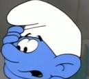Flighty Smurf