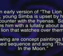 The Lion in the Moon