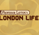Professor Layton's London Life
