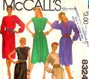 McCall's 8324
