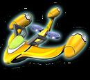 Sonic Riders: Zero Gravity stock artwork