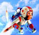 Monos espaciales II: Zartog contraataca