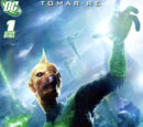 Green Lantern Movie Prequel: Tomar-Re Vol 1 1