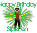 Birthday Card: Stpehen ( 2011 )