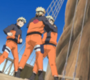 Naruto Shippūden - Episódio 230: A Vingança dos Clones das Sombras