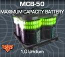 MCB-50