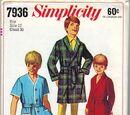 Simplicity 7936 A