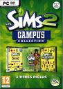 Jaquette Les Sims 2 Campus Collection.jpg
