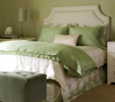 Slytherin Girls Dormitory