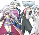 Pokémon Ranger characters