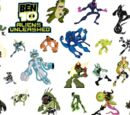 Ben 10:Aliens Unleashed