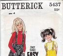 Butterick 5437
