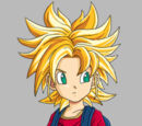 Super Saiyan Pan (Dragon Ball Z: After Years)