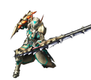 MH3U: Weapons