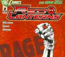 Red Lanterns Vol 1 2
