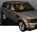Range Rover Sport SuperCharged (Driver: San Francisco)
